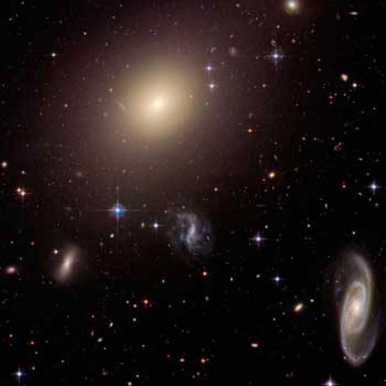 The Abell Cluster