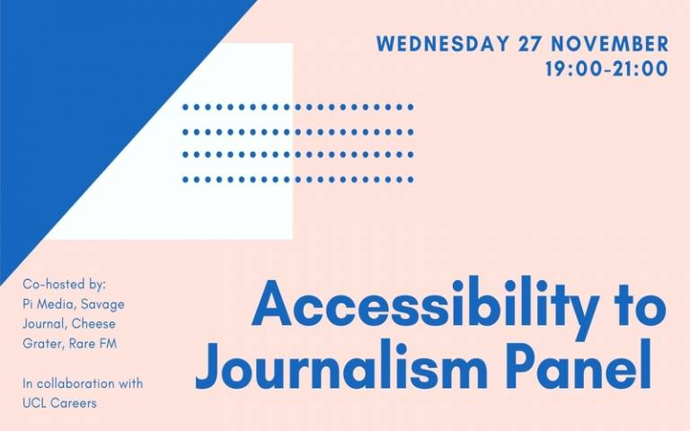 Accessibility to Journalism