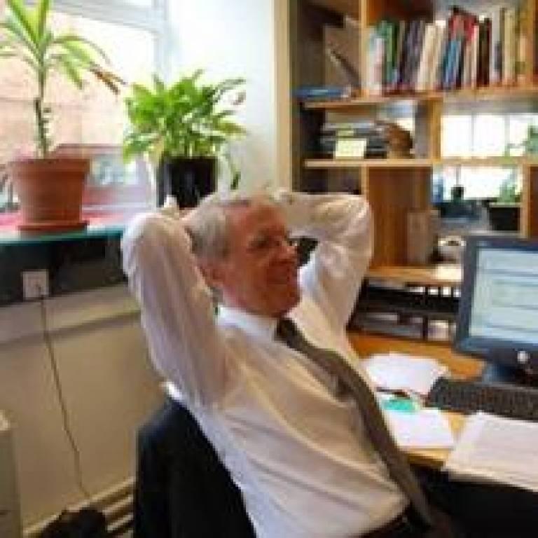 Professor Sir Alan Wilson