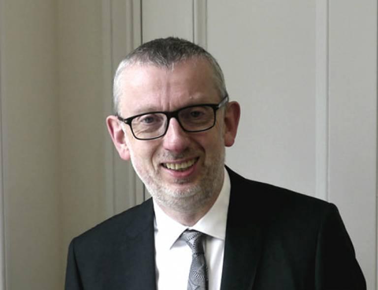 Vice Provost Anthony Smith