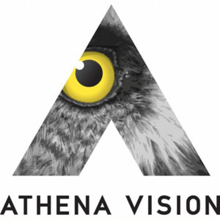 Athena Vision logo