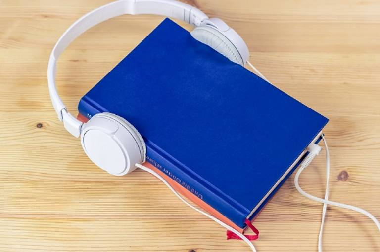 Audiobooks and emotional engagement