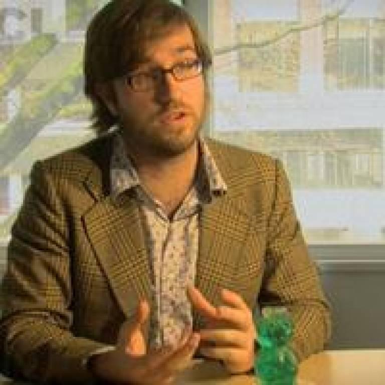 Dr Martin Austwick
