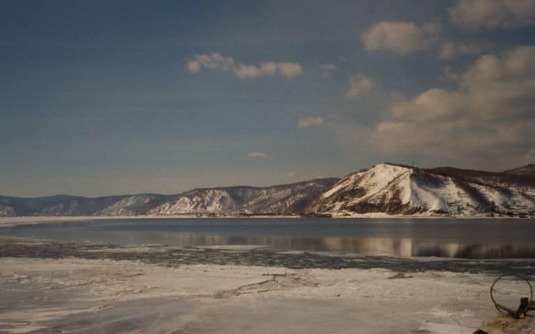 Image of Lake Baikal in Siberia