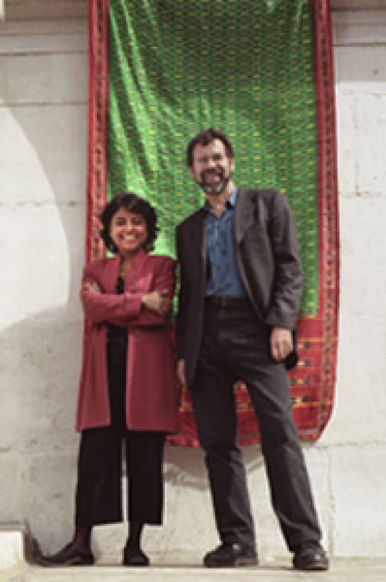 Dr Mukulika Banerjee and Professor Daniel Miller