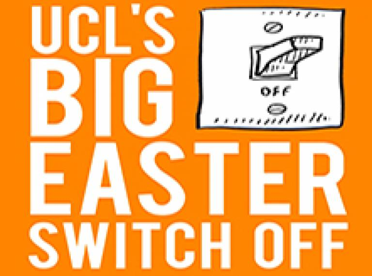 Big Easter Switch Off