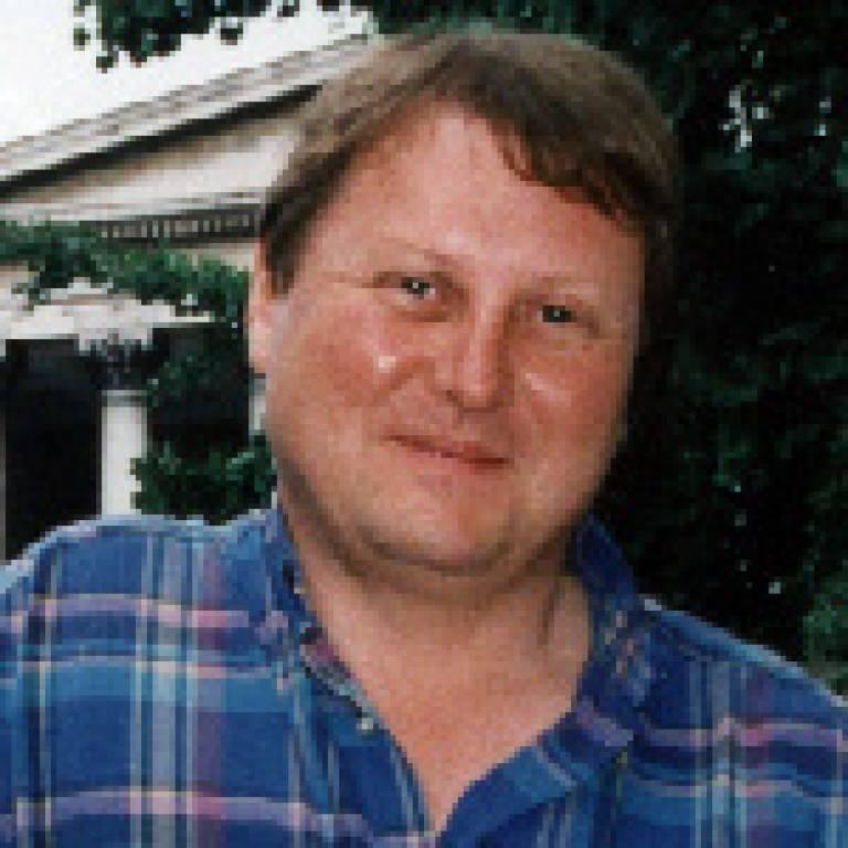 Professor Bill McGuire
