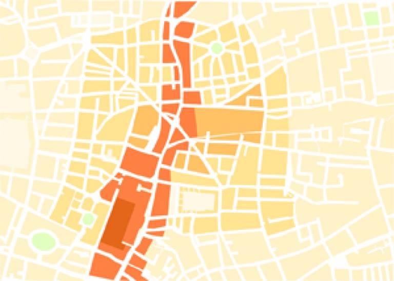 Bishopsgate City fringe