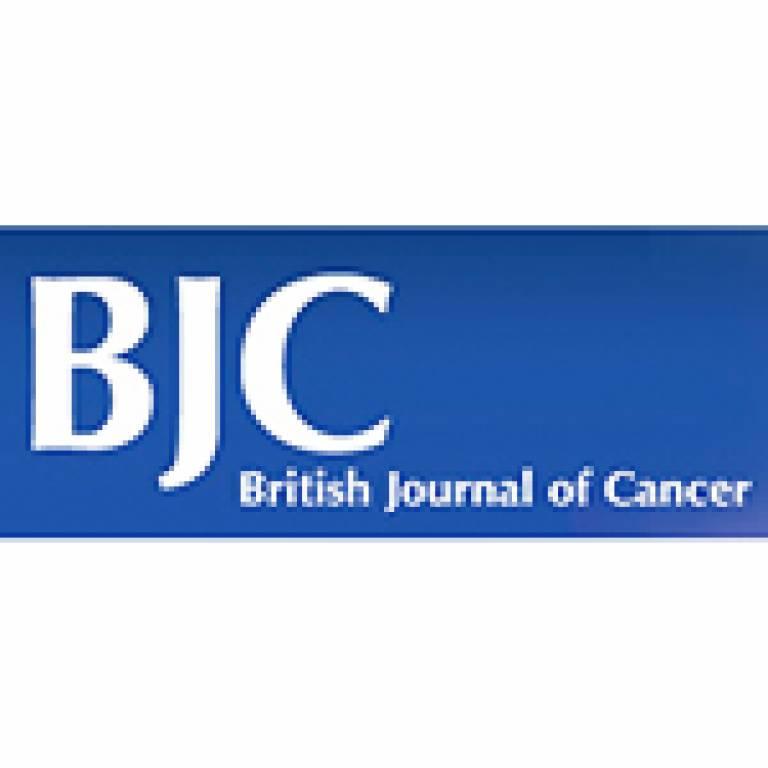 British Journal of Cancer logo