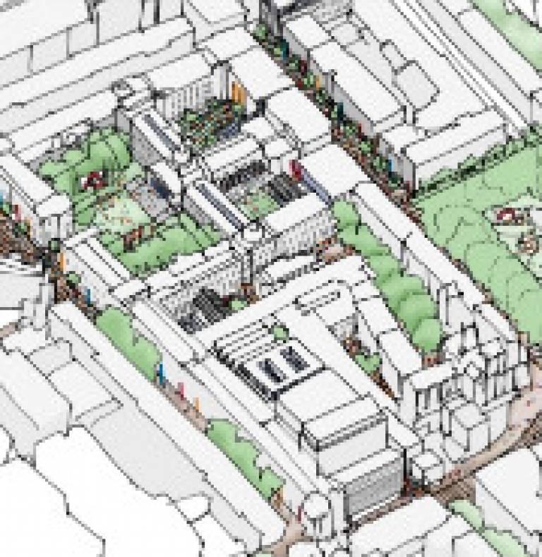 UCL Bloomsbury Masterplan