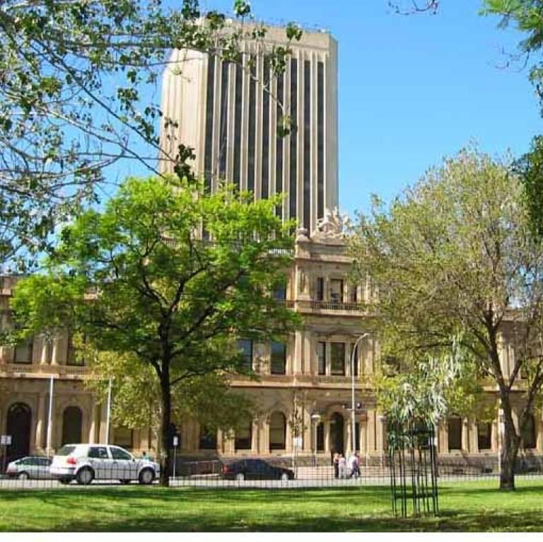 Australian campus
