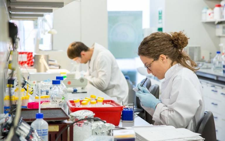 Cancer research at UCL