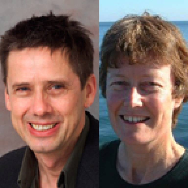 Professor Christian Dustmann and Professor Wendy Carlin