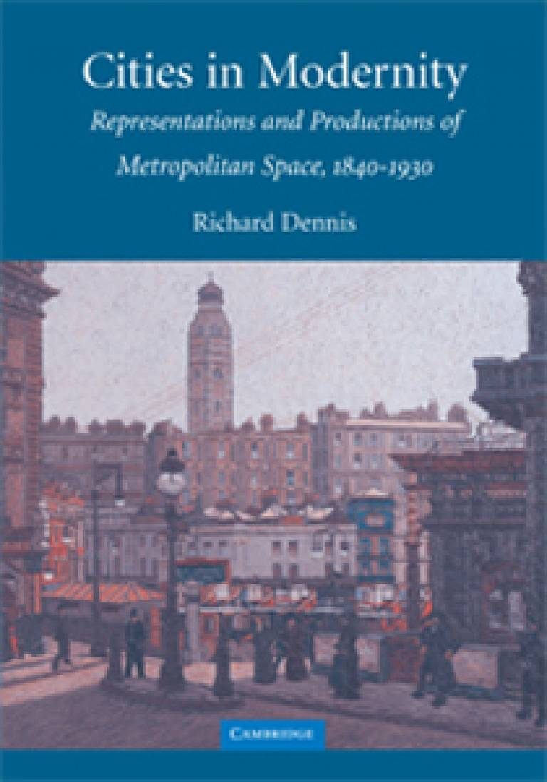 Cities in Modernity