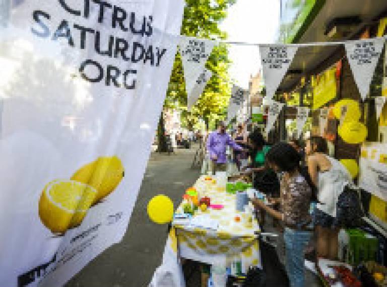 Citrus Saturday