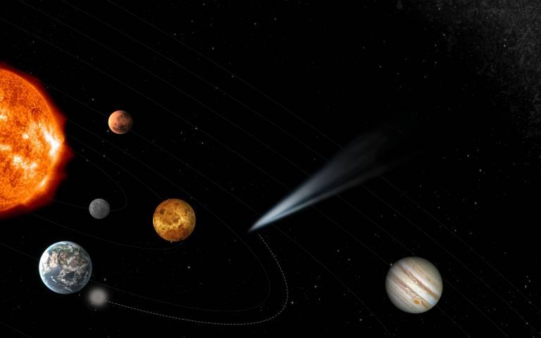 comet interceptor mission