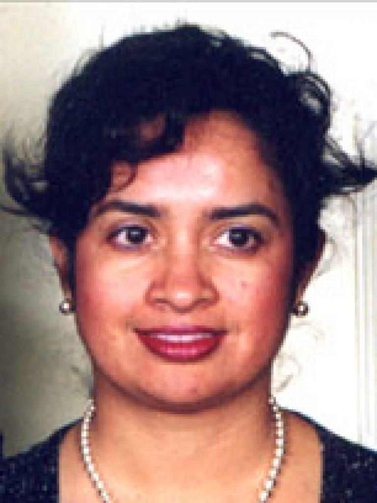 Dr M Francesca Cordeiro
