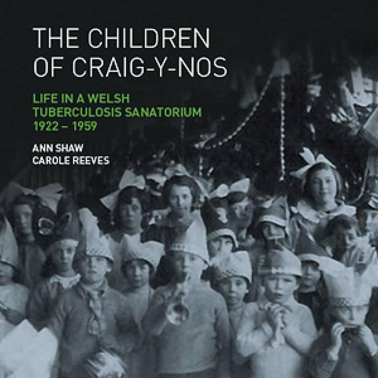 The Children of Craig-y-nos dustjacket