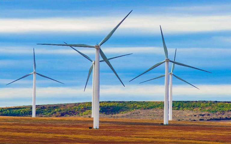 Idaho wind farm
