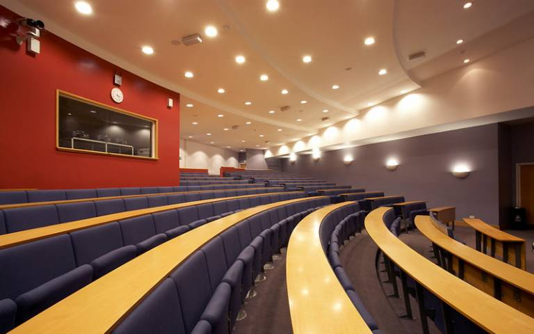 Cruciform Lecture Theatre 1