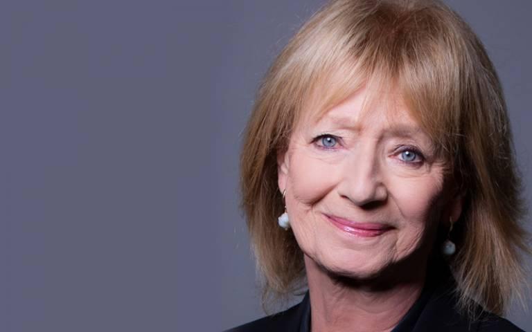 Professor Dame Hazel Genn, Vice-Provost (Advancement & International)