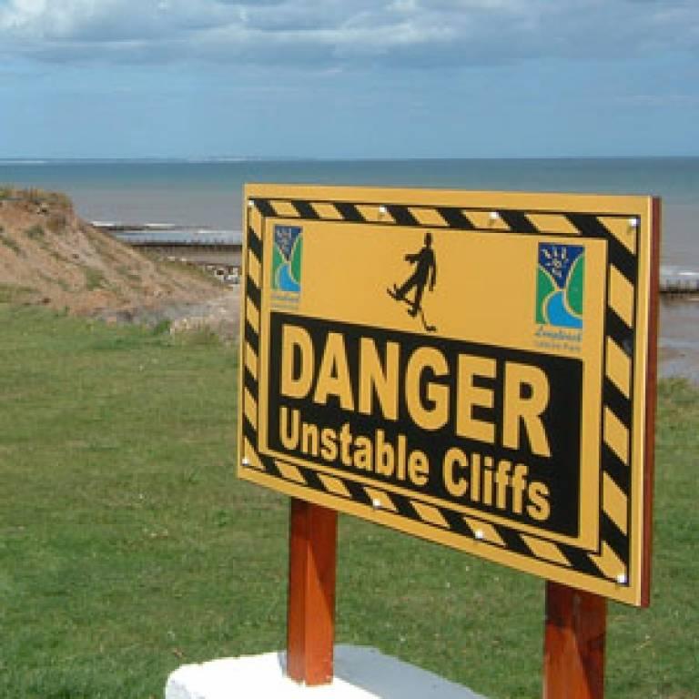 Cliffs Hornsea