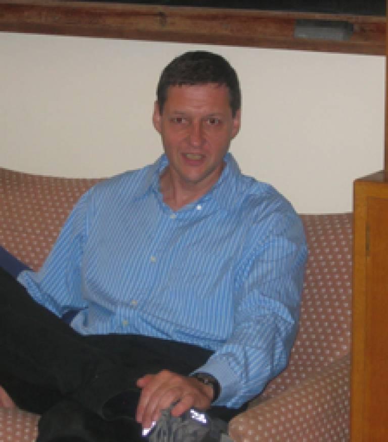 Professor Danny Karlin