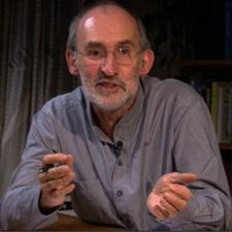 Professor David Tuckett