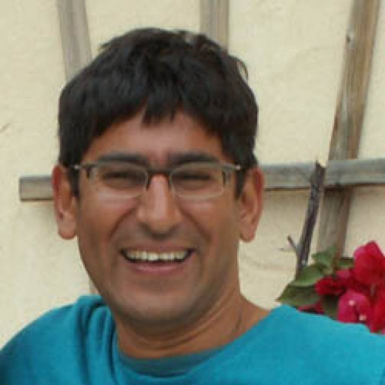 Professor Deenan Pillay