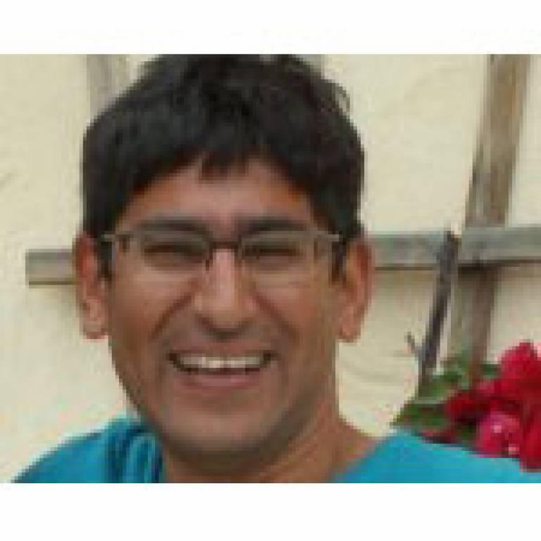 Professor Deenan Pillay small