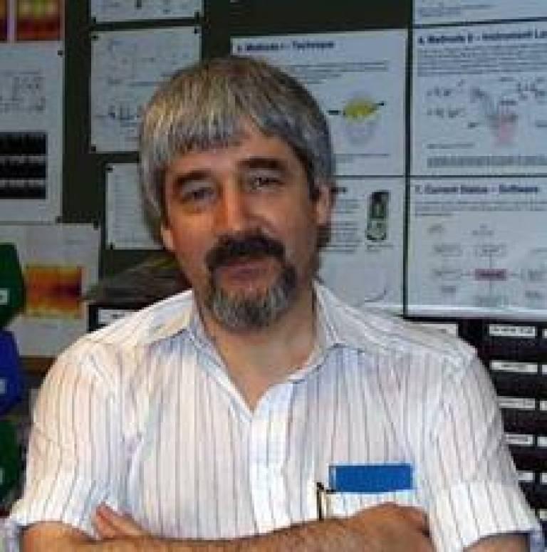 Professor Dave Delpy