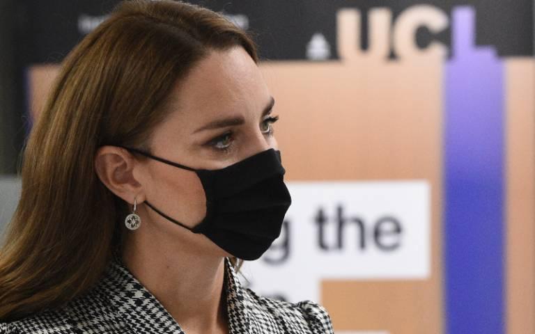 Duchess of Cambridge visits UCL