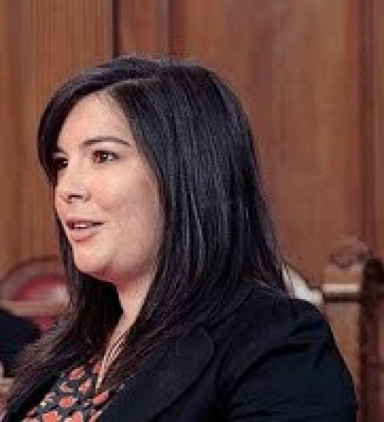 Dr Anne-Lise Goddings
