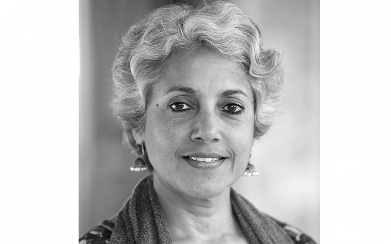 an image of Dr Soumya Swaminathan