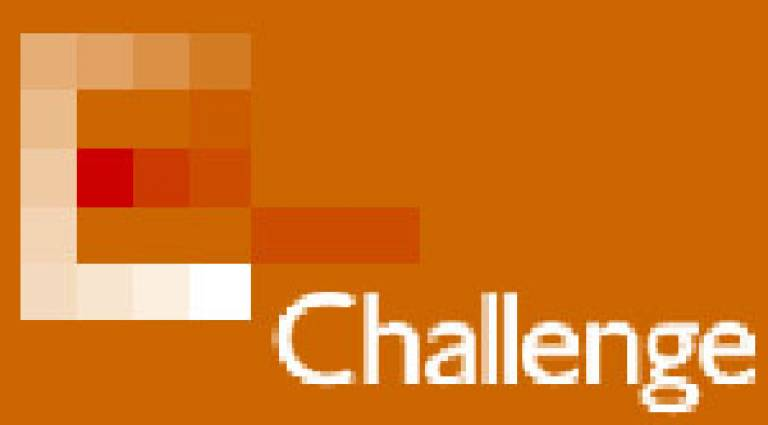 E-challenge logo