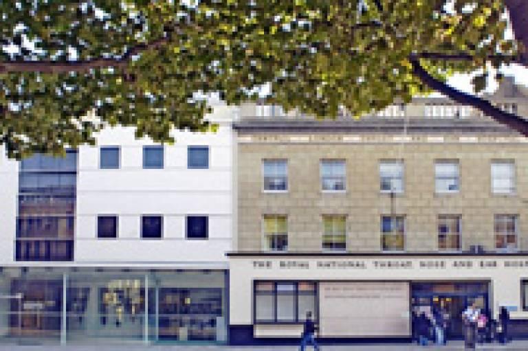UCL Ear Institute & RNTNEH