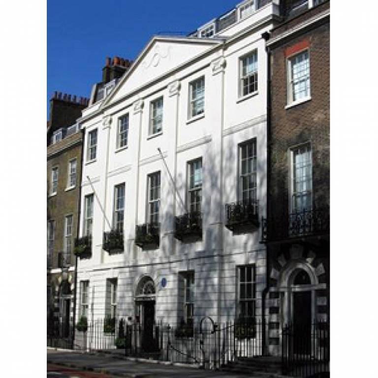 Eldon House, Bedford Square