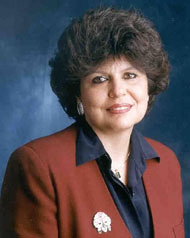 Professor Faraneh Vargha-Khadem