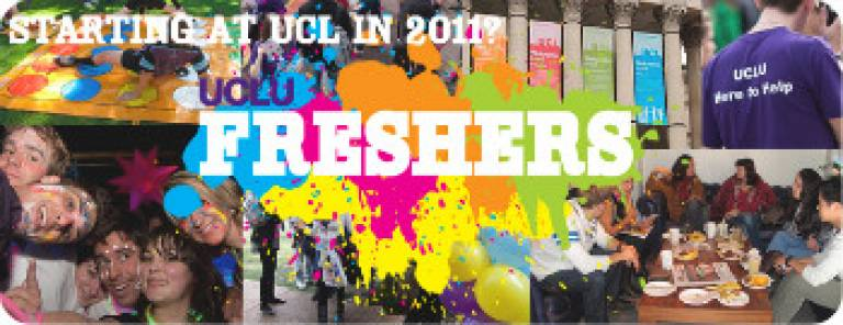 UCL Freshers Fayre