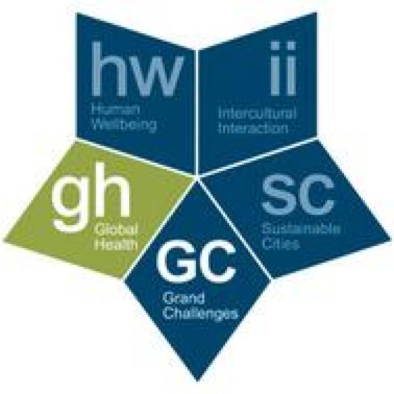 Grand Challenge of Global Health marque