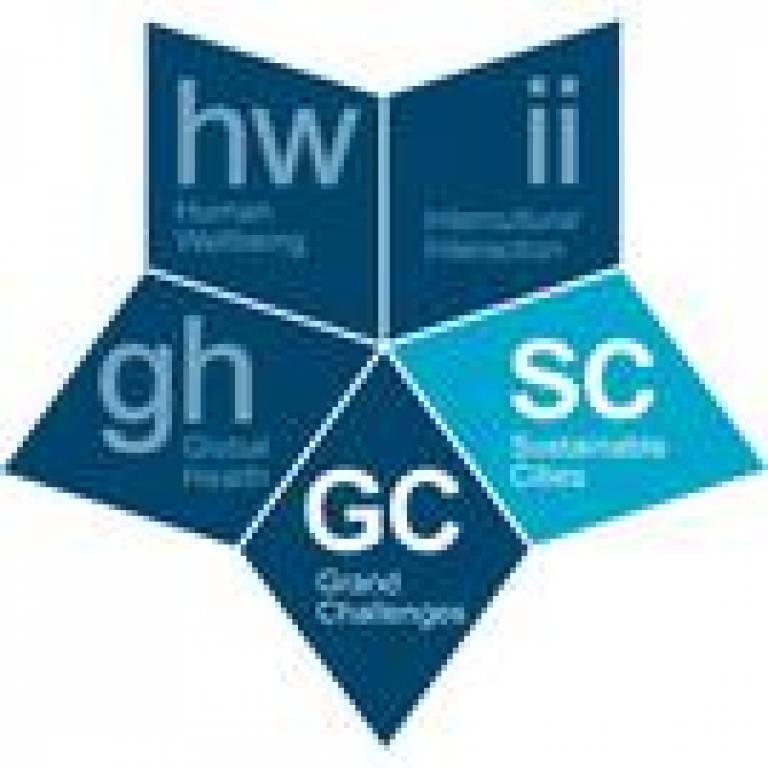 Sustainable Cities logo