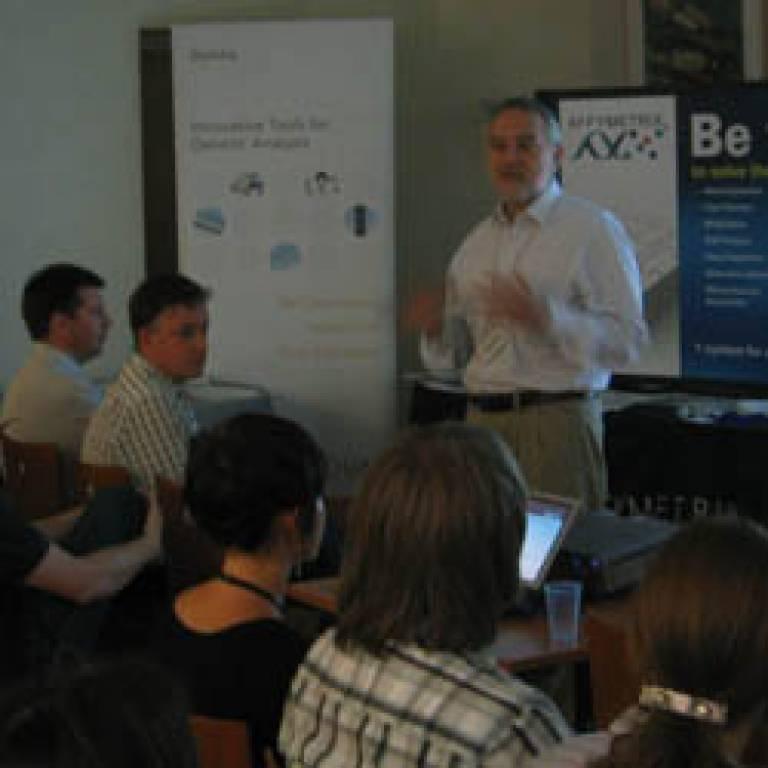 UCL Genomics launch
