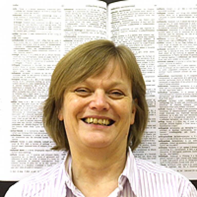 Gillian Furlong (UCL Library Services)