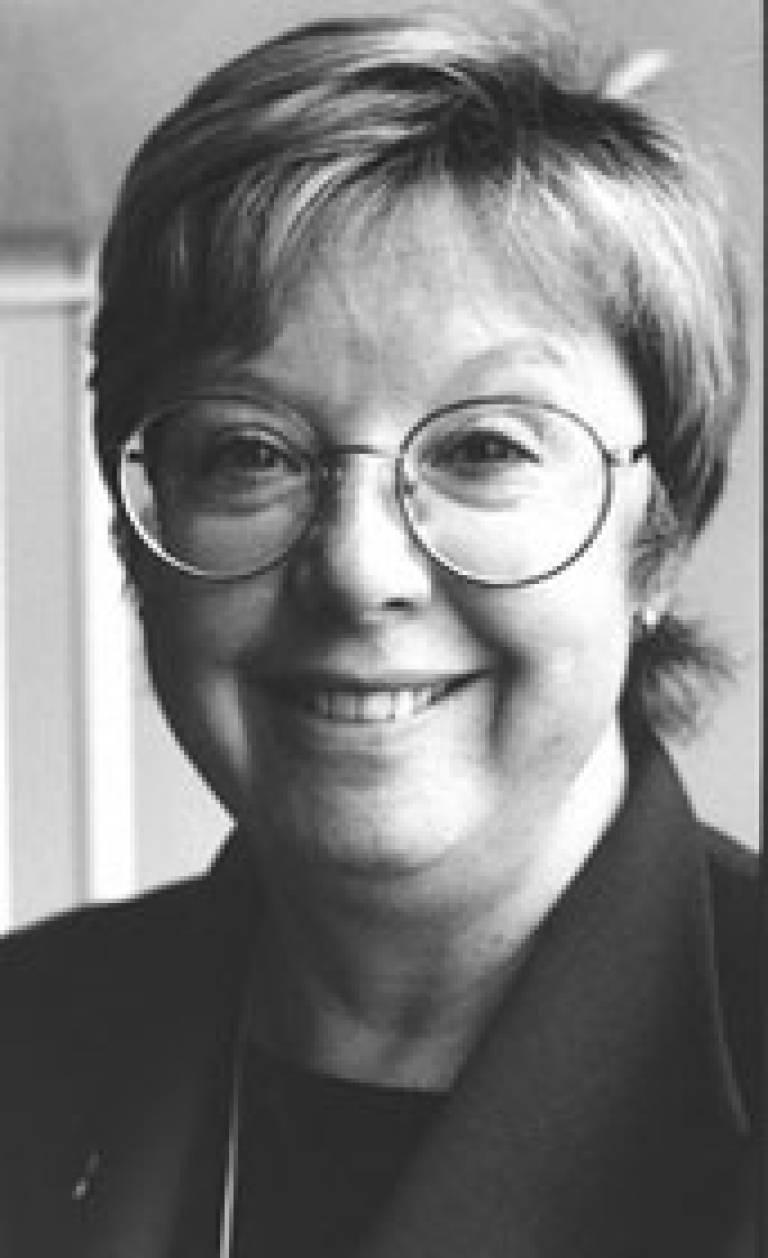Professor Gloria Laycock