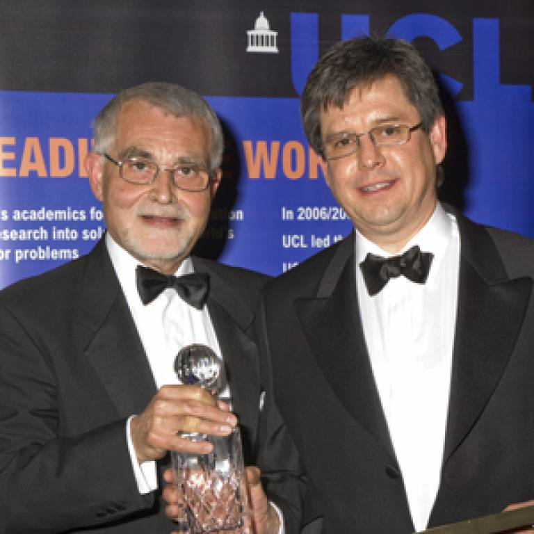 Gordon Blunn and Mike Spyer