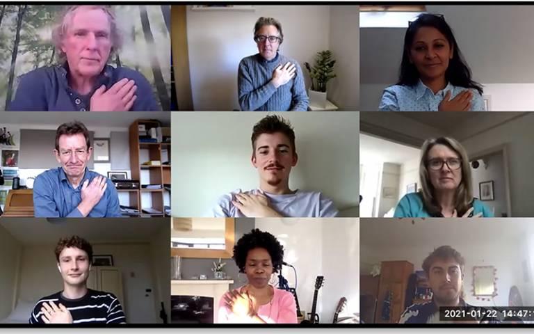 Video Meeting Signal