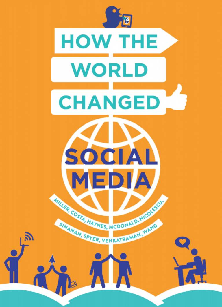 How the world changed social media