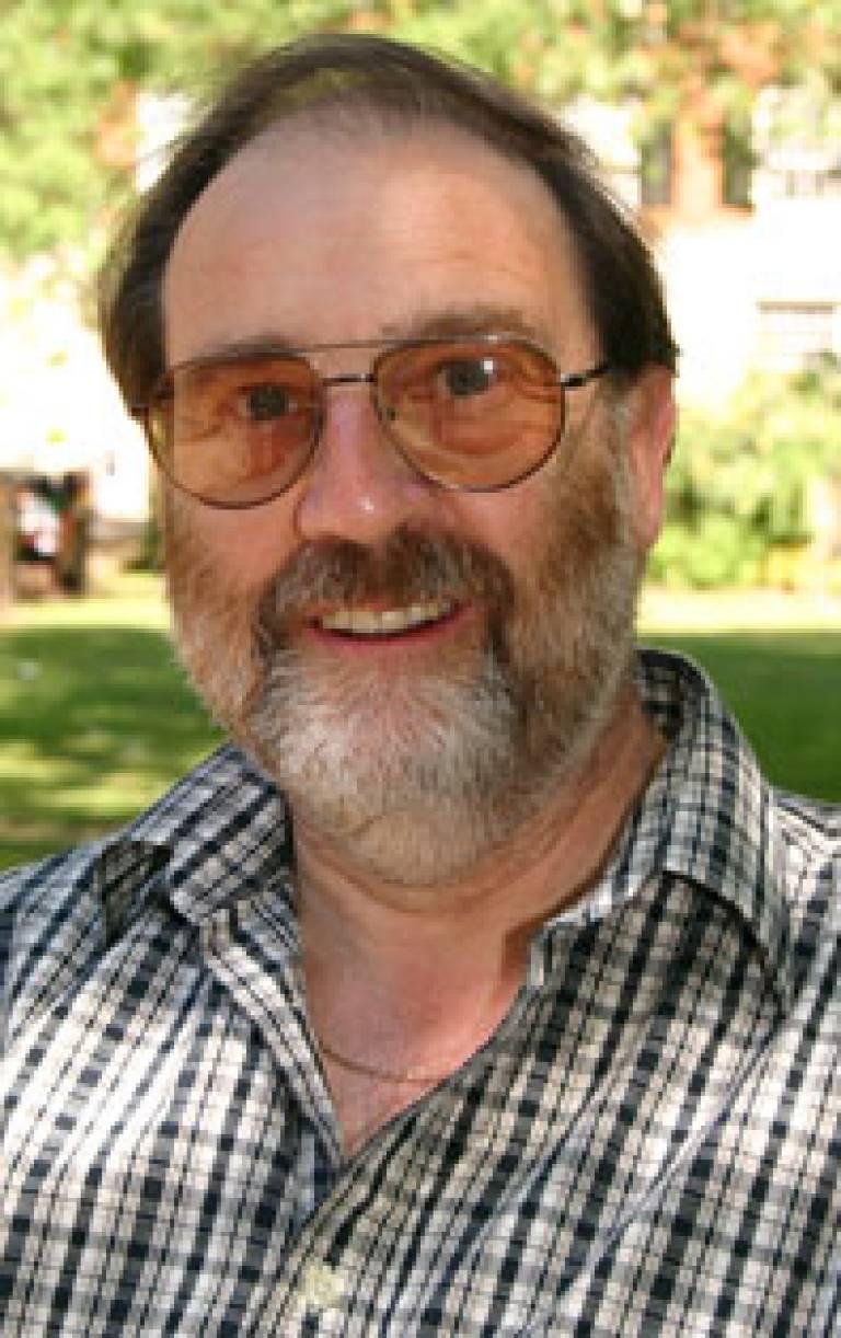 Professor Hugh Clout