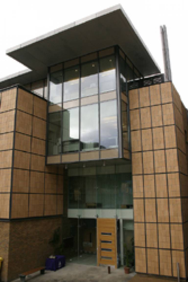 The Andrew Huxley Building