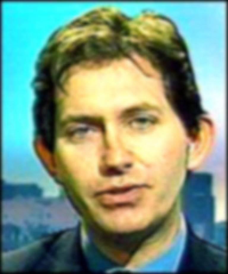Professor Ian Jacobs